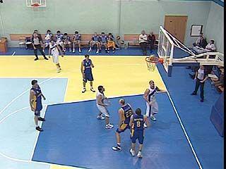 Закончились очередные матчи первенства России по баскетболу