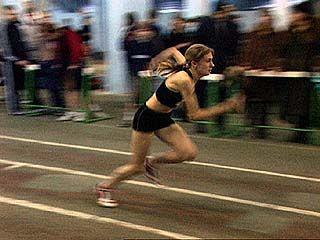 Закончились соревнования по легкой атлетике