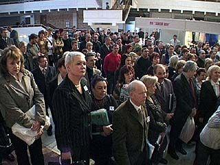 Закончился 6-ой съезд предпринимателей Воронежской области