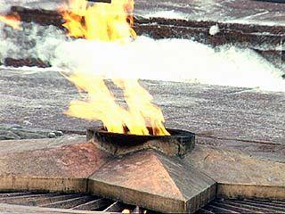 Заложен первый камень в основание памятника погибшим в горячих точках бывшего СССР