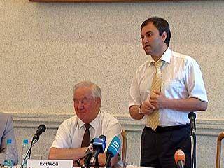 Заместитель председателя Госдумы Вячеслав Володин посетил Воронеж