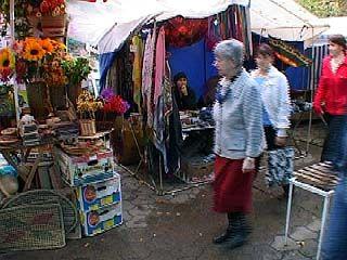 Запрет на уличную торговлю в Воронеже введен год назад