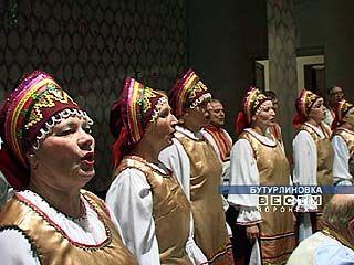 Зареченский народный хор сплотил людей разных профессий
