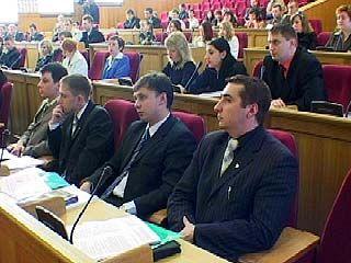 Заседание молодежного парламента пройдет в новом здании