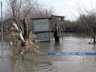 Затоплено село Елань-Колено