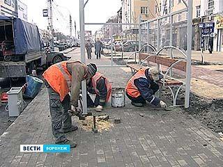 Затянувшийся ремонт на Кольцовской подходит к концу