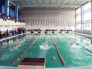 Завершается 3-й этап первенства области по плаванию
