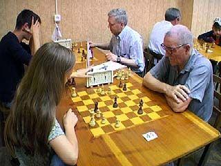 "Завершен шахматный фестиваль ""Воронеж-опен-2007"""