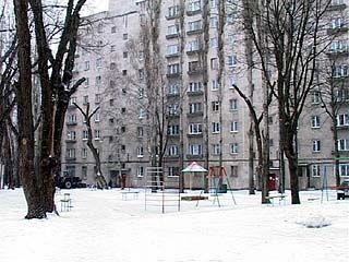Завершено благоустройство во дворе жилого дома на Краснознаменной