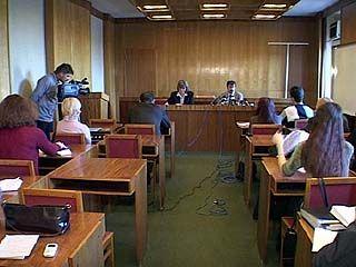 Завершилась пресс-конференция Главного управления ЖКХ