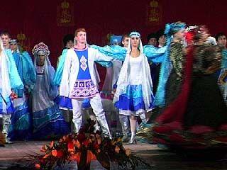 Завершились Дни культуры Московской области в Воронеже