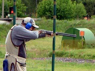 Завершились соревнования по стендовой стрельбе