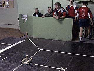 Завершились всероссийские соревнования по городошному спорту
