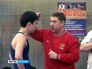 Завершилось первенство Воронежской области по вольной борьбе