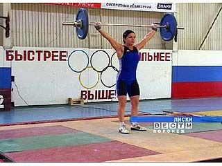 Завершился чемпионат области по тяжелой атлетике