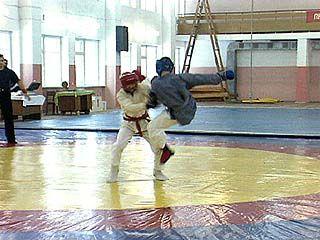Завершился чемпионат по рукопашному бою