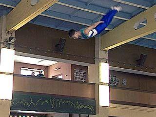 Завершился чемпионат ЦФО по прыжкам на батуте