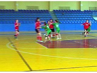 Завершился отборочный этап спартакиады учащихся России по гандболу
