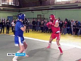 Завершился открытый чемпионат области по ушу-саньда
