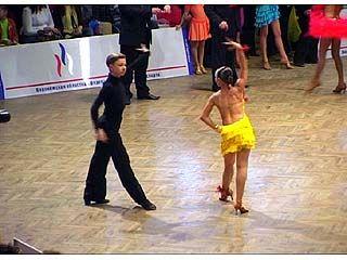 Завершился турнир по спортивным танцам на Кубок губернатора