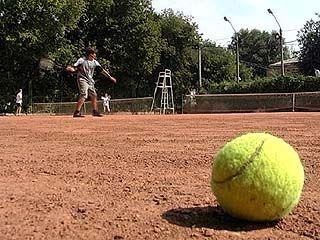 Завершился турнир по теннису