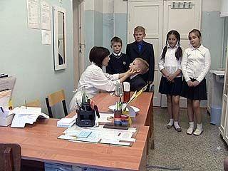 Здоровье воронежских школьников ухудшается с каждым годом