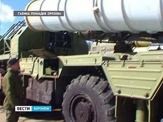 Зенитно-ракетный полк, охраняющий небо над Воронежем, начал подготовку к боевым стрельбам