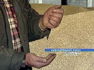 Зерновые интервенции продолжатся до конца января включительно