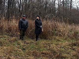 Житель Борисоглебска обнаружил в лесу аномальную зону