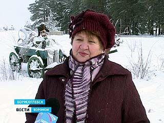 """Житель Борисоглебска помог дочери выиграть в конкурсе """"Лучшее подворье года"""""""