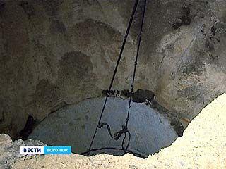 Житель микрорайона Подгорное едва не оказался заживо погребённым