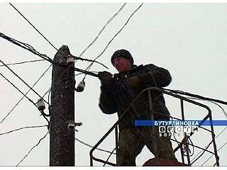 Житель Верхнемамонского района безотчетно пользовался электричеством