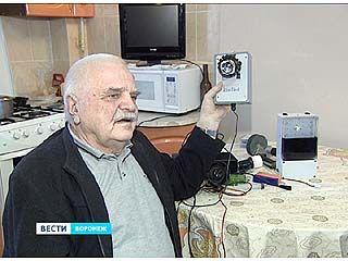 Житель Воронежа Александр Белянко создал газоанализатор