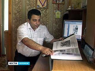 Житель Воронежа собрал энциклопедию крупнейших хоккейных турниров