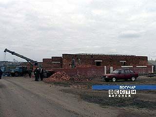 Жители Богучара не ходят в баню