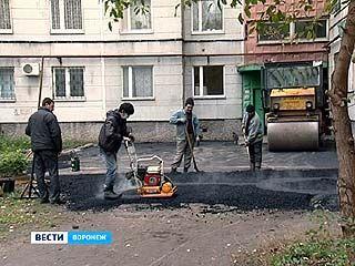 Жители дома ╧18 по улице Лизюкова не принимают работы по реконструкции двора