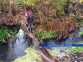 Жители Гришевского сельского поселения страдают от бездорожья