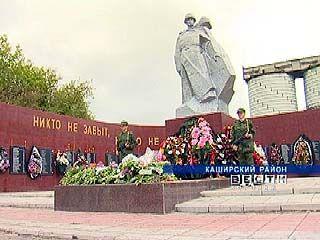 Жители Колодезного возрождают мемориал погибшим воинам