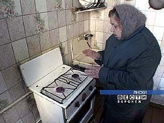 Жители Лисок жалуются на плохое отопление