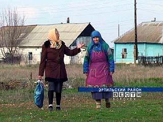 Жители Малых Ясырков хотят отделиться от Эртильского района