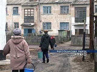 Жители Начала периодически остаются без воды