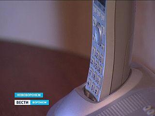 Жители нескольких улиц Нововоронежа уже месяц остаются без связи
