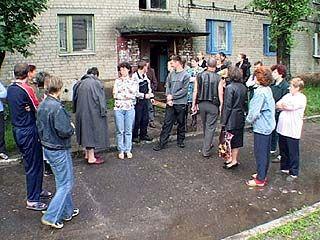 Жители одного из домов Воронежа остались без крыши над головой