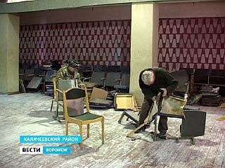 Жители одного из сёл Калачеевского района решили восстановить клуб сами