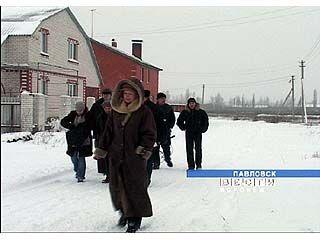 Жители Павловска решают как отапливать свои дома