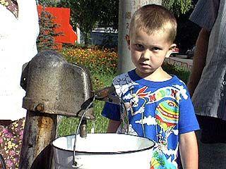 Жители Петропавловки пьют воду с дустом?