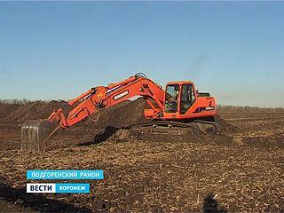Жители Подгоренского после нового года начнут ездить по новой объездной магистрали