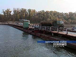 Жители Подколодновки не успели сказать Президенту про мост