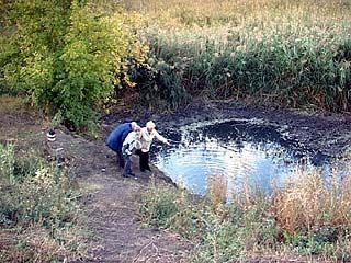 Жители Покровского остались без пруда