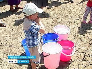 Жители поселка Карайчевка выживают без воды вот уже полгода